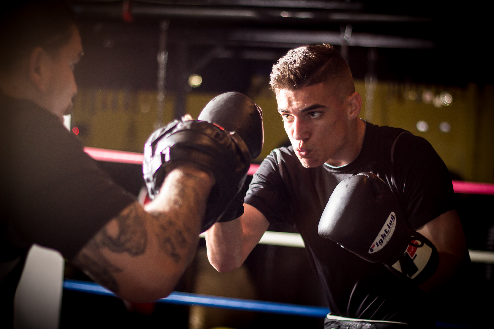 Celebrities Who Are In Love With Boxing Classes