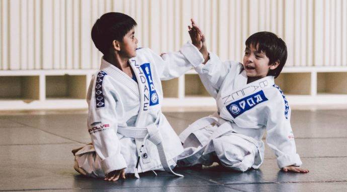 Checklist To Join Effective Karate Training in Delhi