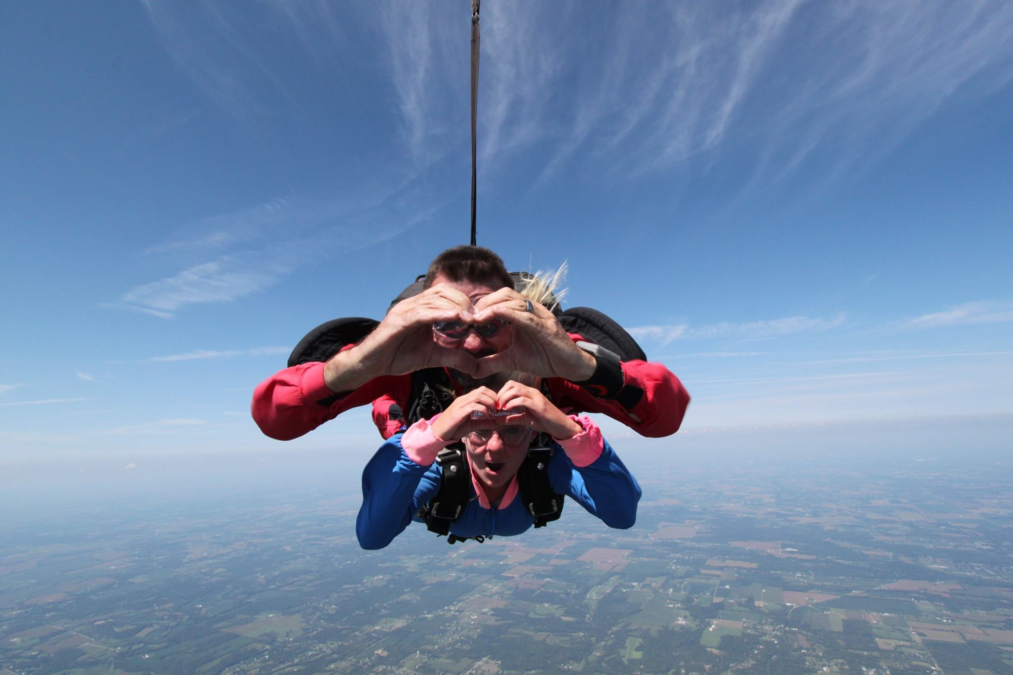 Educate Yourself Before Taking Your First Tandem Jump