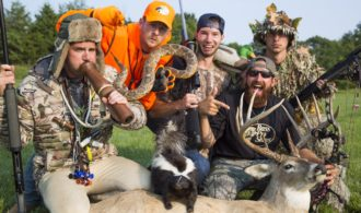 Have a Quality Deer Hunting Experience in an Alabama Lodge