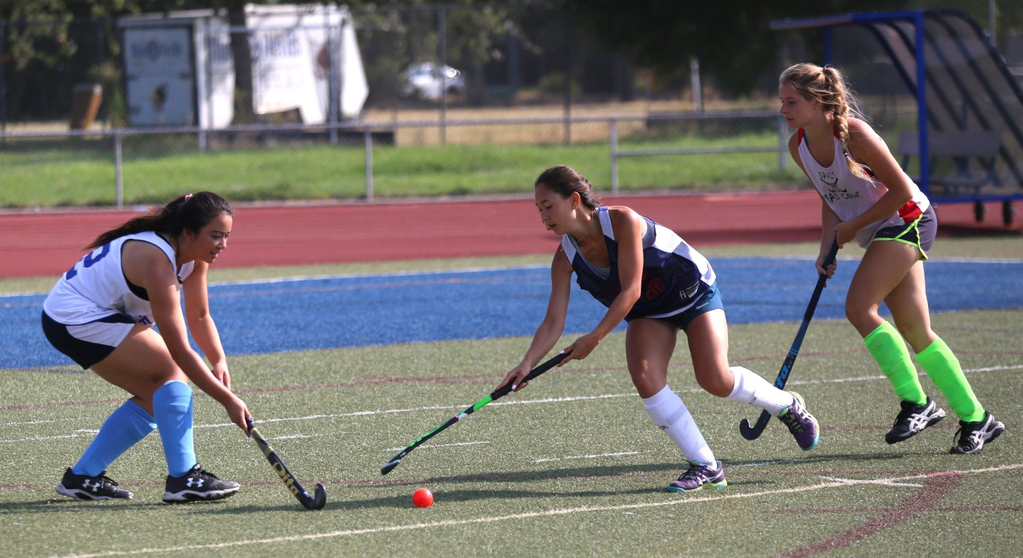 How To Execute A Sweep Shot In Field Hockey?