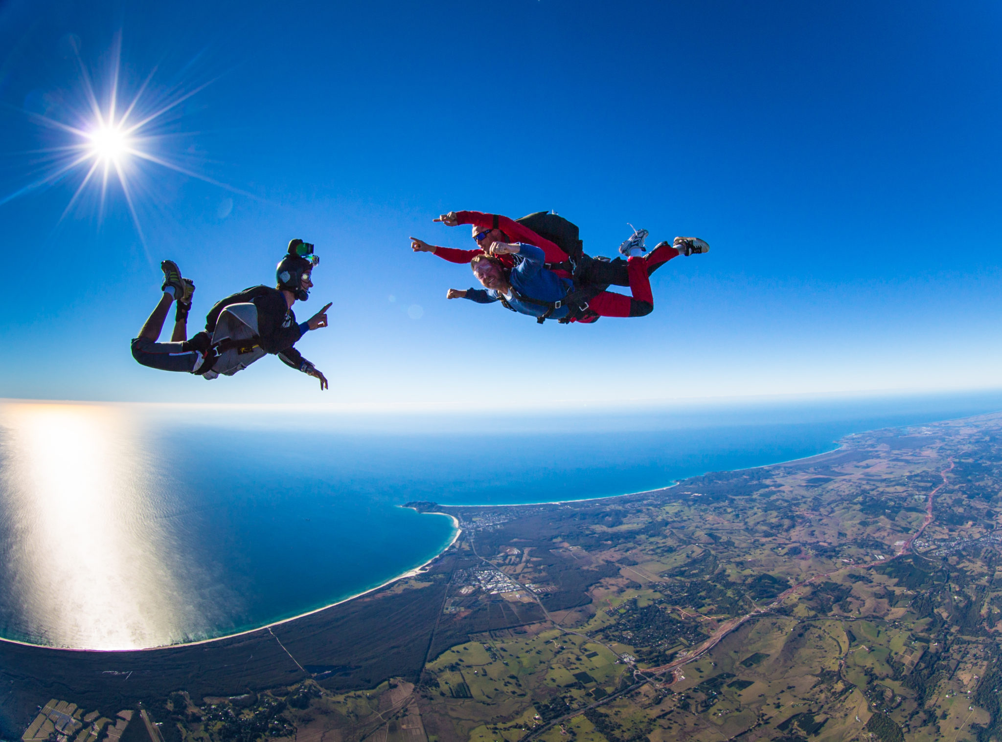 Skydiving in NJ Encounter The Skydive Jersey Distinction