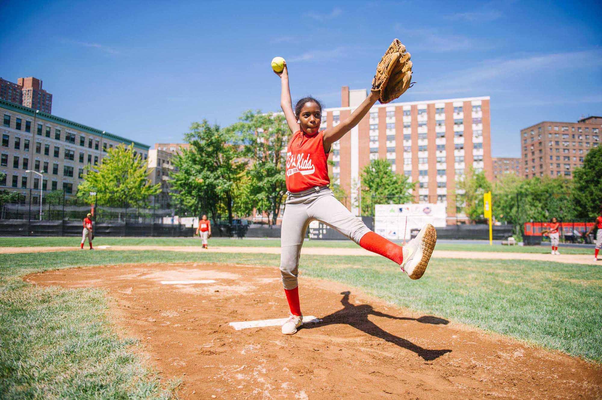 Why Children Like to Play Baseball