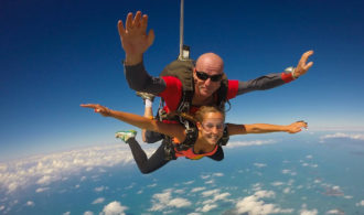 Why Your First Tandem Skydive Should Be In Houston Texas